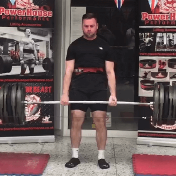 Strength training tips deadlift image