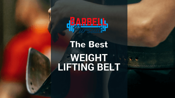 best weight lifting belt featured image