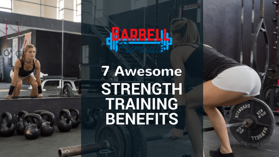 7 benefits of strength training featured image