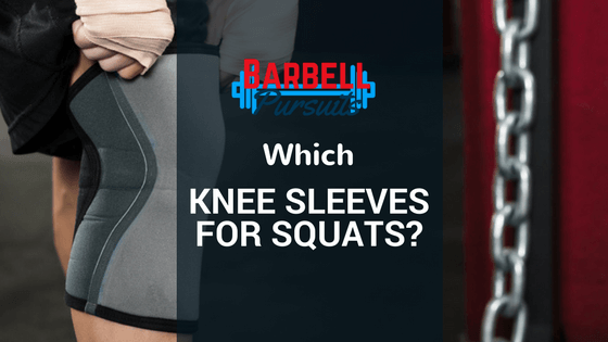 best knee sleeves for squatting featured image