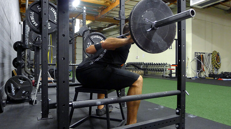 box squat image