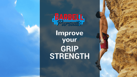 Grip strength training featured image