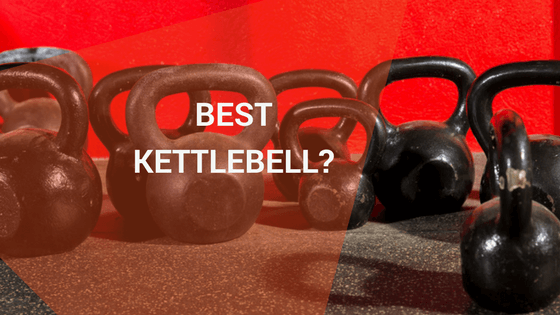 best kettlebell for training