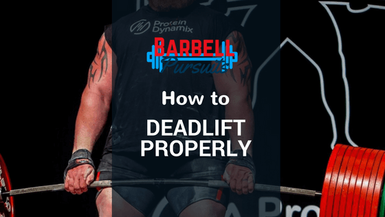 how to deadlift featured image