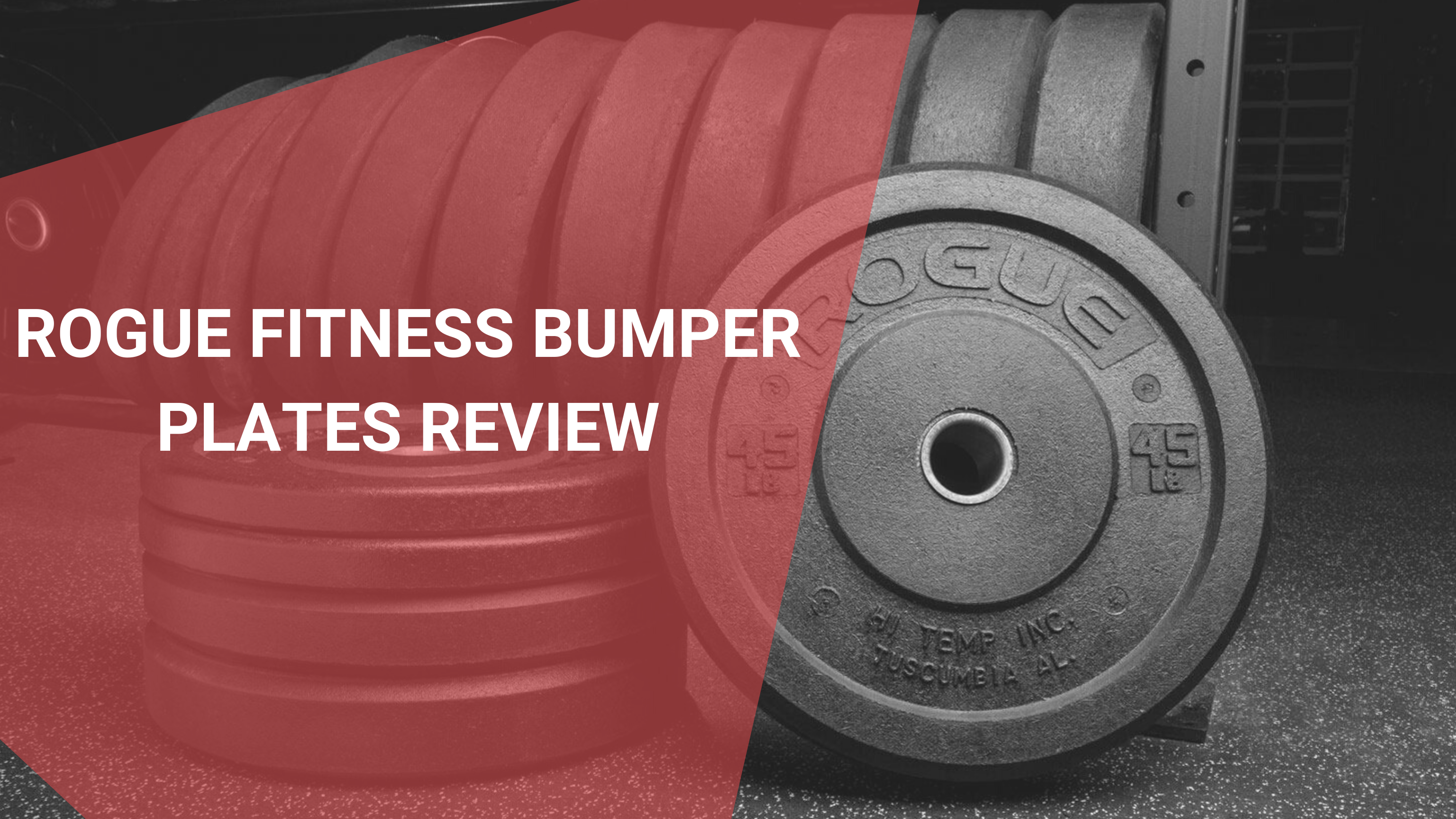 ROGUE FITNESS BUMPER PLATES REVIEW