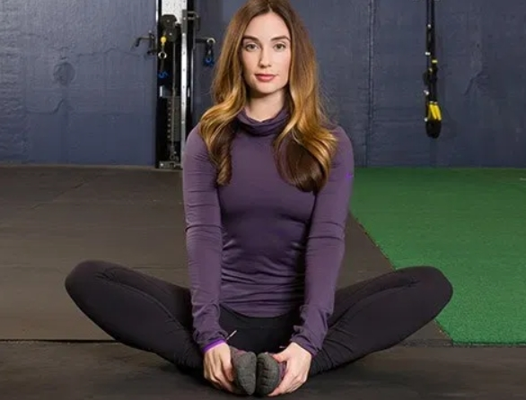 Butterfly Hip Exercise