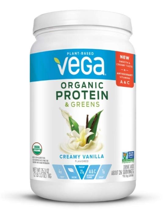 Vega Organic Protein
