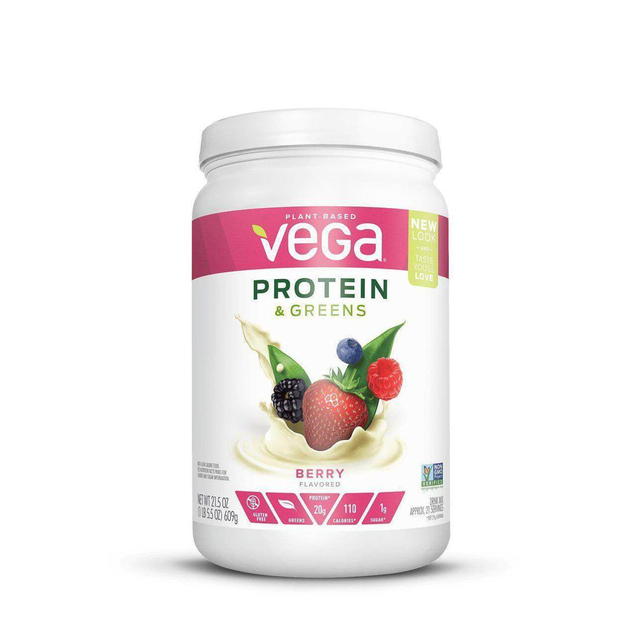 Vega Protein And Greens, June 2021