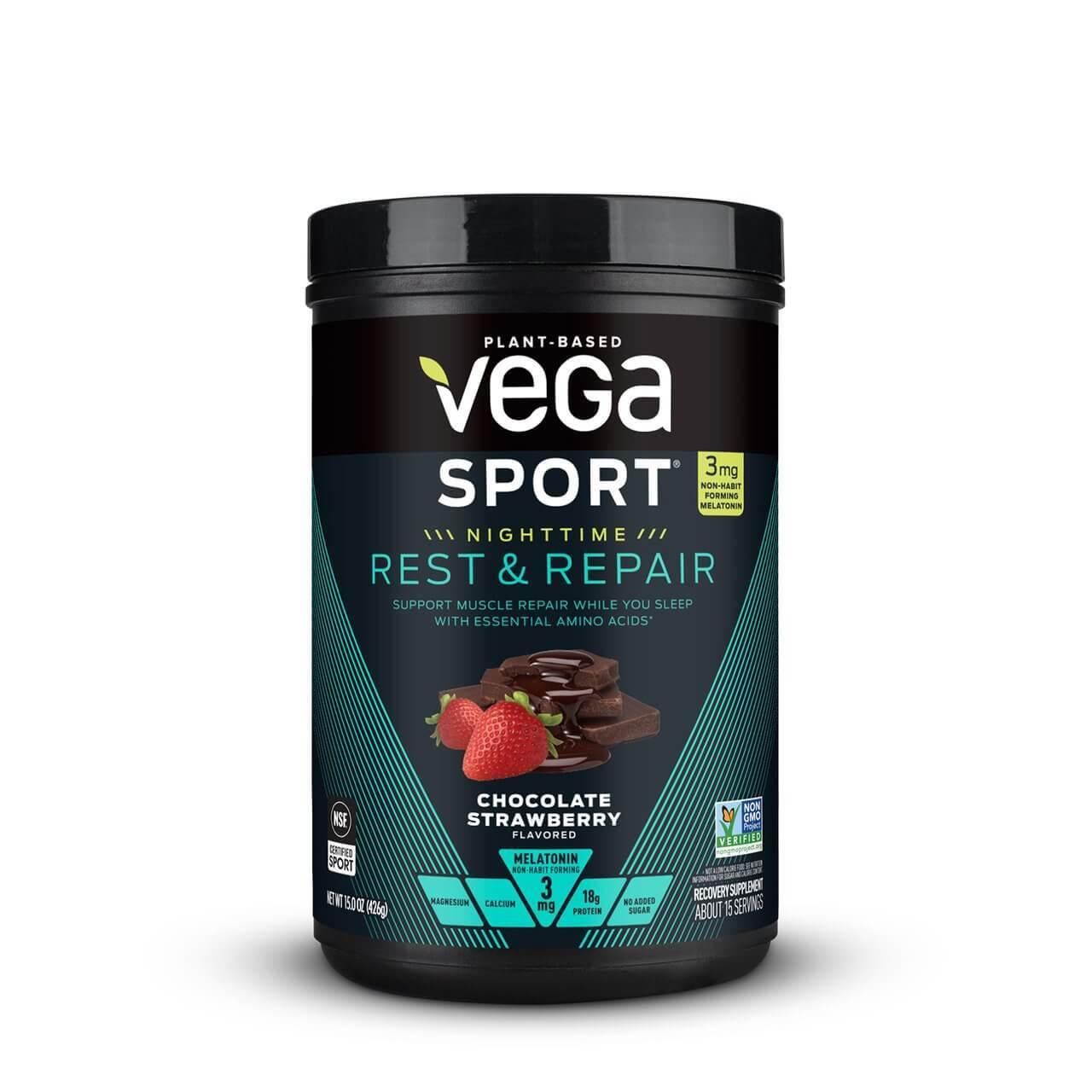 Vega Sport Nighttime Rest And Repair, June 2021