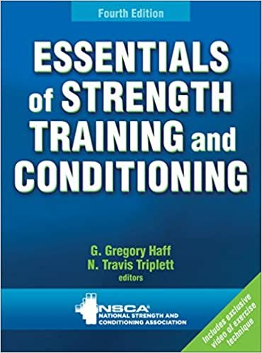 Essentials of Strength and Conditioning - Gregory Haff and Travis Triplett, July 2021