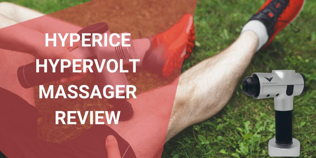 Hyperice Hypervolt Massager Review July 2021