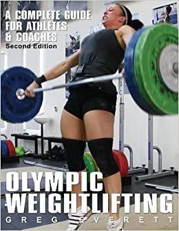 Olympic Weightlifting - Gregg Everett, July 2021