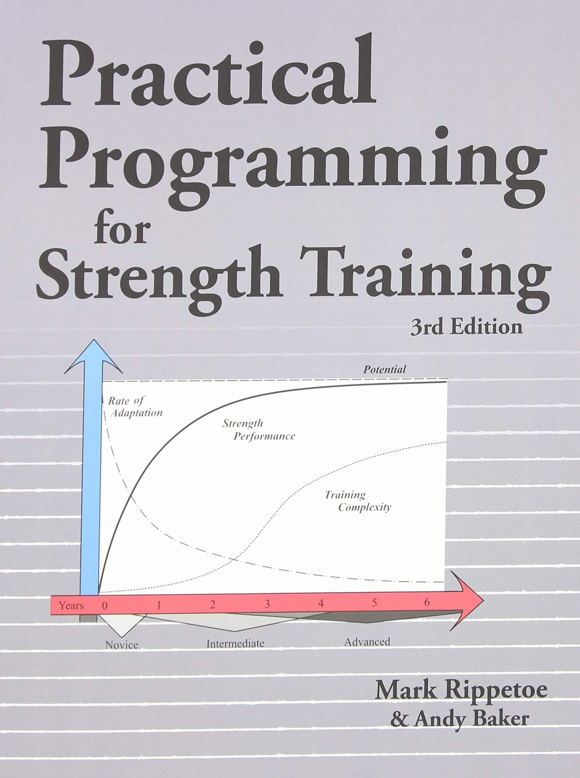 Practical Programming for Strength Training - Mark Rippetoe & Andy Baker, July 2021