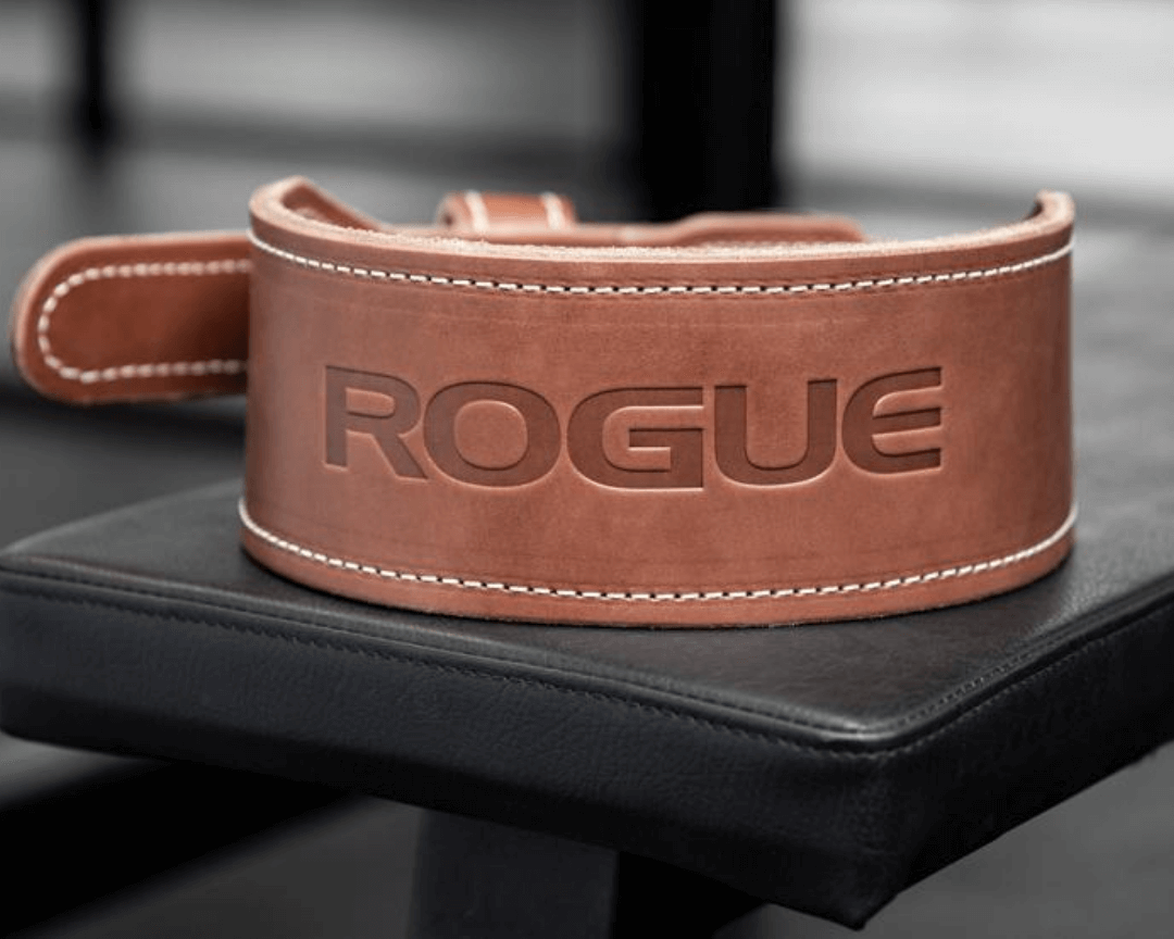 Rogue Ohio Oly Lifting Belt, August 2021