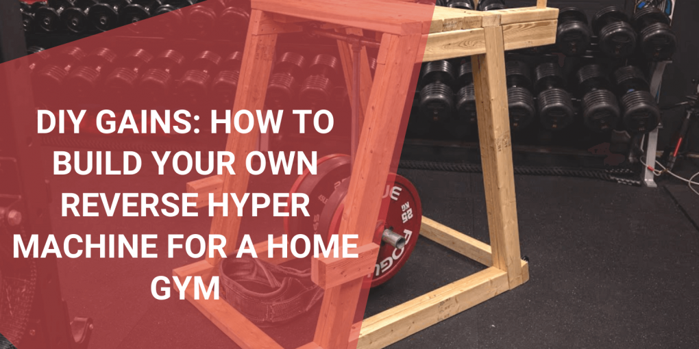 DIY Gains How to Build Your Own Reverse Hyper Machine for a Home Gym, August 2021