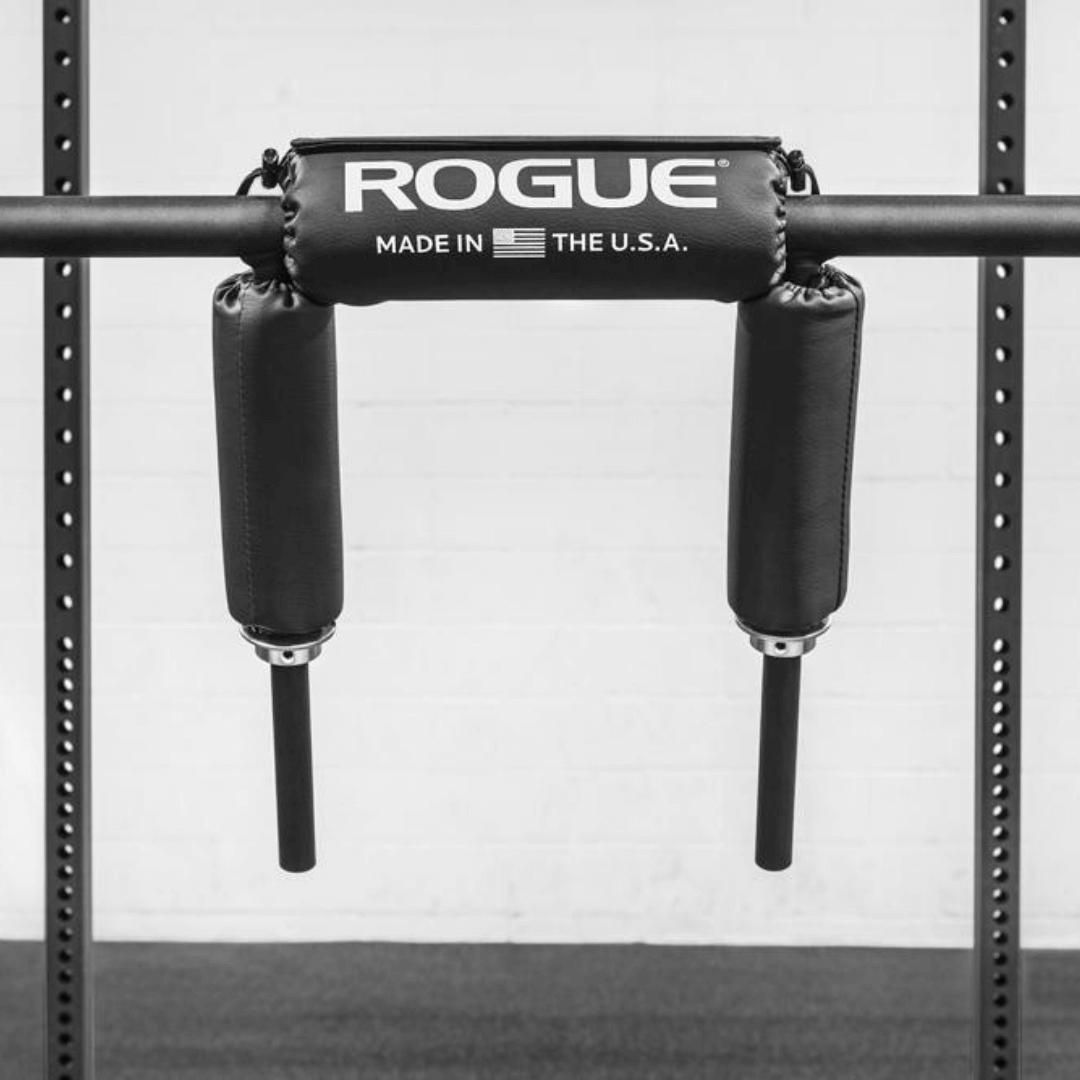 Rogue SB-1 Safety Squat Bar, September 2021