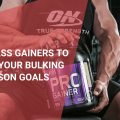 Best Mass Gainers to Reach Your Bulking Season Goals, October 2021